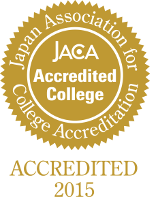JACA Accredited College 2015