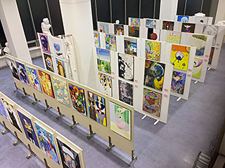 栃木県高校美術デザイン展
